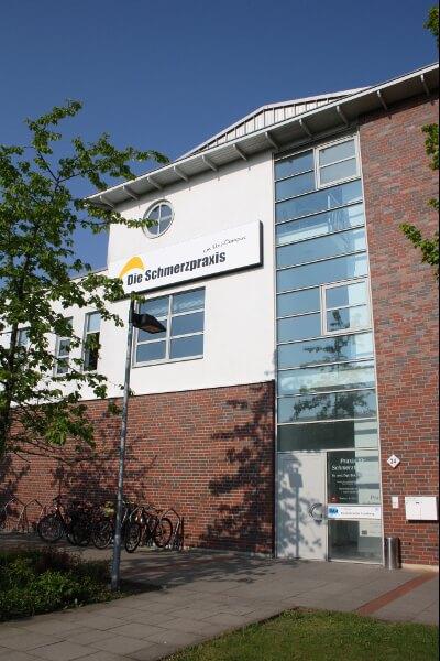 Dr Peter Tamme Praxis für Schmerztherapie Lüneburg