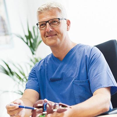 Dr. med. Ulrich Tappe Gastroentrologe Hamm
