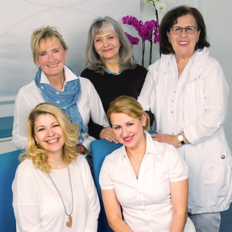 Dr. Antje Völker Team