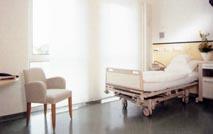 Patientenzimmer Emma Klinik Seligenstadt