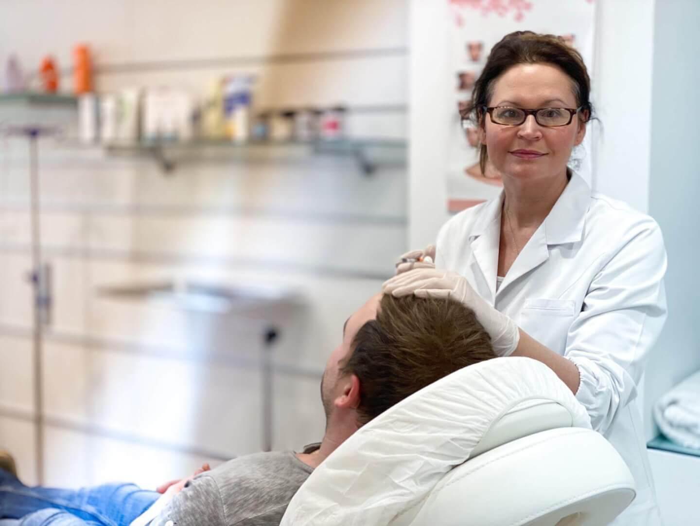 Botoxbehandlung Dr. Natalie Wiesen Hillesheim