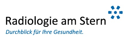 Radiologie am Stern Essen Praxislogo