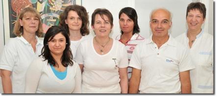 Praxisteam Radiologie am Stern Essen