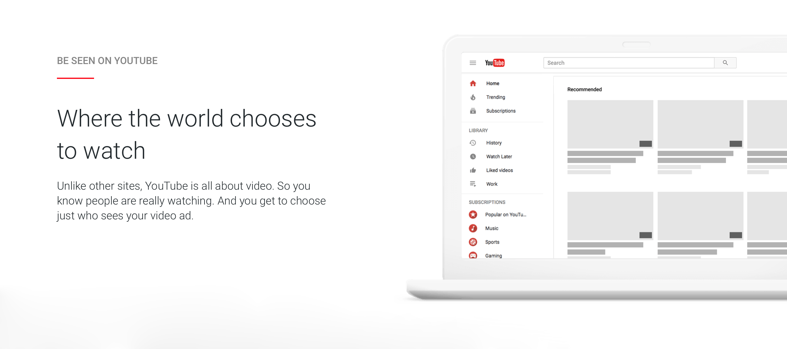 Learn more about Youtube's Advertising Opportunities