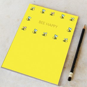 A5 Notebook, Lined, Gift