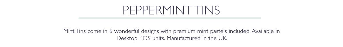 Peppermint Tins