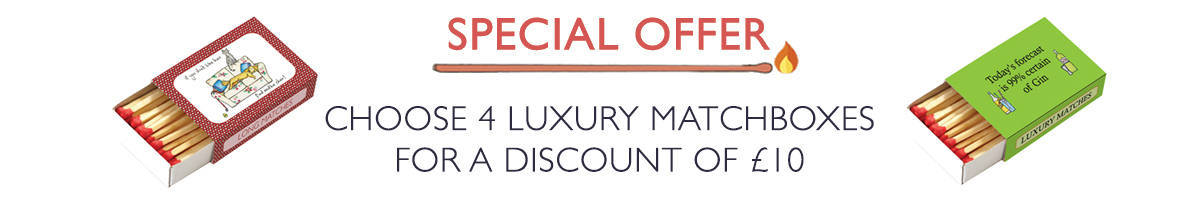 Matches Special Offer