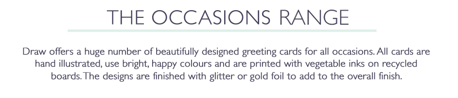 Occasions banner