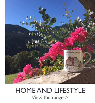 Click to view our Home and Lifestyle gift range