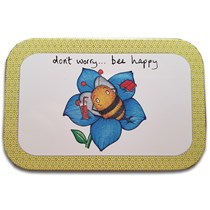 Bee Happy Peppermint Tin