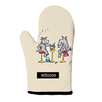 Whinos Oven Mitt