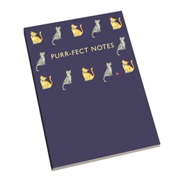 A5 Notebook Purrfect Notes | LP02 Cat
