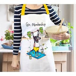 Gin Membership Apron
