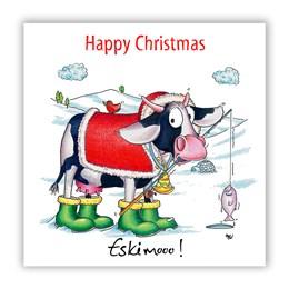 Eskimooo Christmas Card