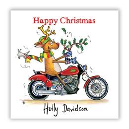 Holly Davidson Christmas Card