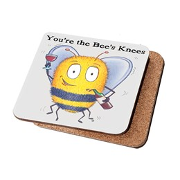 Bee's Knees Coaster