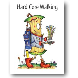 Core Walk Greeting Card