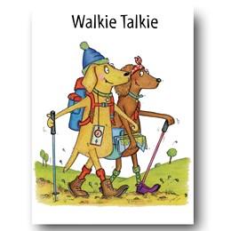 Walkie Talkie Greeting Card