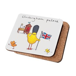 Cluckingham Coaster