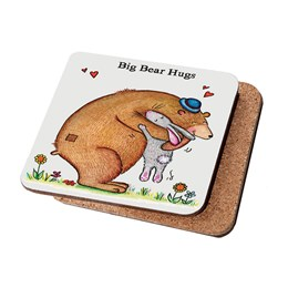 Bear Hugs Coaster