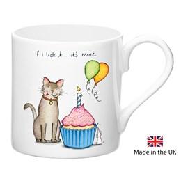 If I Lick It Mug