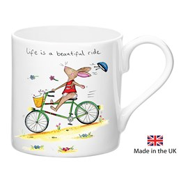 Beautiful Ride Mug