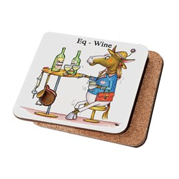 Eq-Wine Coaster