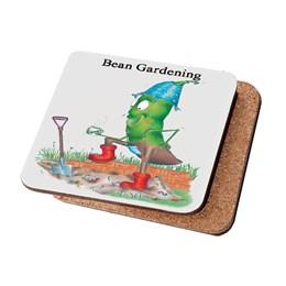 Bean Gardening Coaster 1