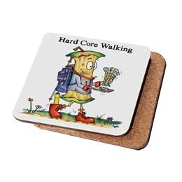Hard Core Walking Coaster