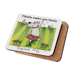 Highland Fling Coaster