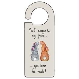 Always Friend Door Hanger
