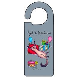 Purr-fection Door Hanger
