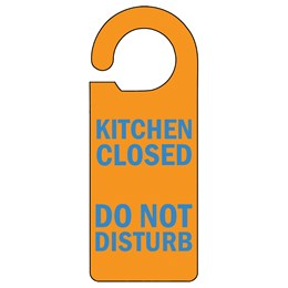 Kitchen Closed Door Hanger