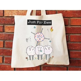 Just For Ewe Bag