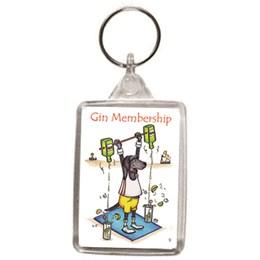 Membership Key Ring