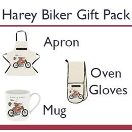 Hare-y Biker Gift Pack