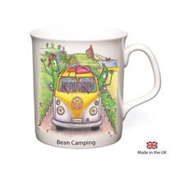 Bean Camping Mug
