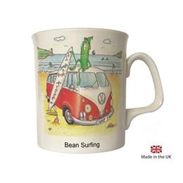 Bean Surfing Mug