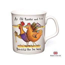 Old Rooster Mug
