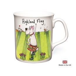 Highland Fling Mug