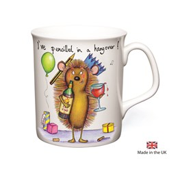 Pencilled in a Hangover Mug