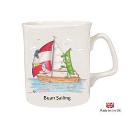 Bean Sailing Mug