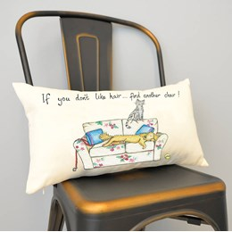 Sit Elsewhere Cushion Small