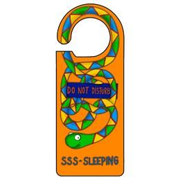SSS-Sleeping Door Hanger