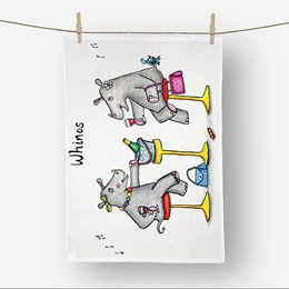 Whinos Tea Towel
