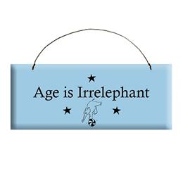Irrelephant Sign