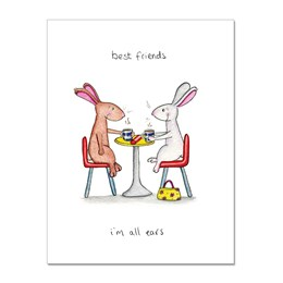 I'm all Ears Greeting Card