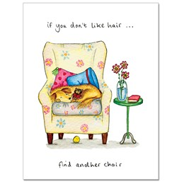 Another Chair Greeting Card