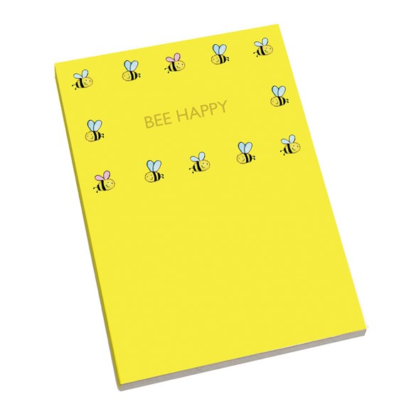 A5 Notebook Bee Happy