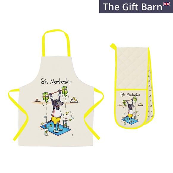 Gin Membership Kitchen Set